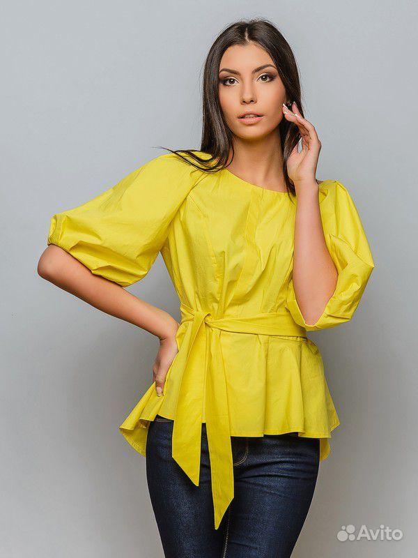 Яркие Блузки Фото