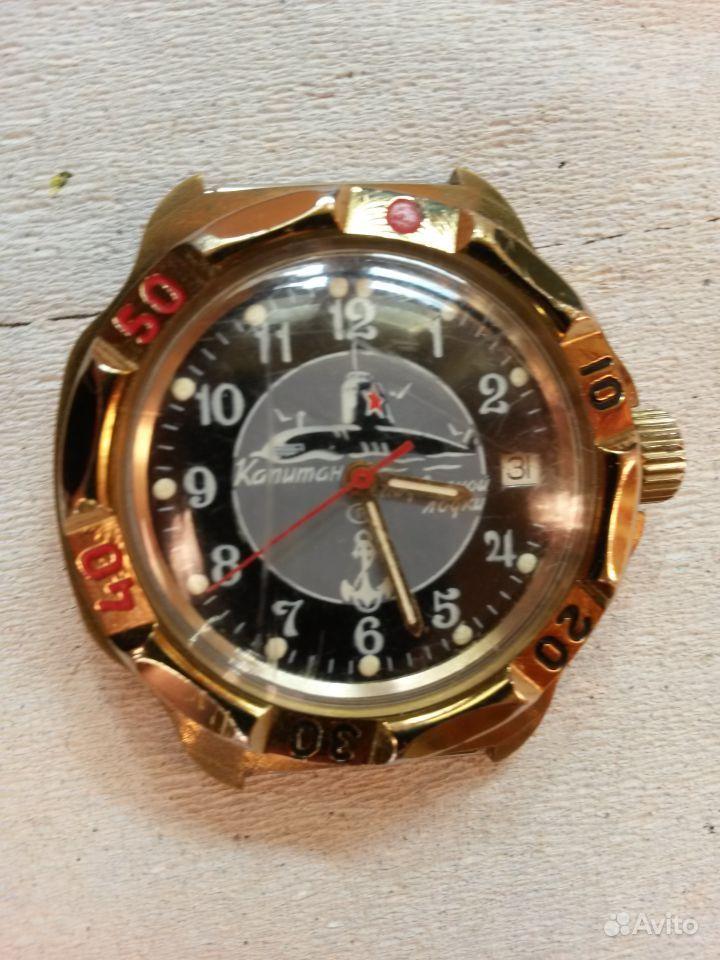 часы восток подводная лодка