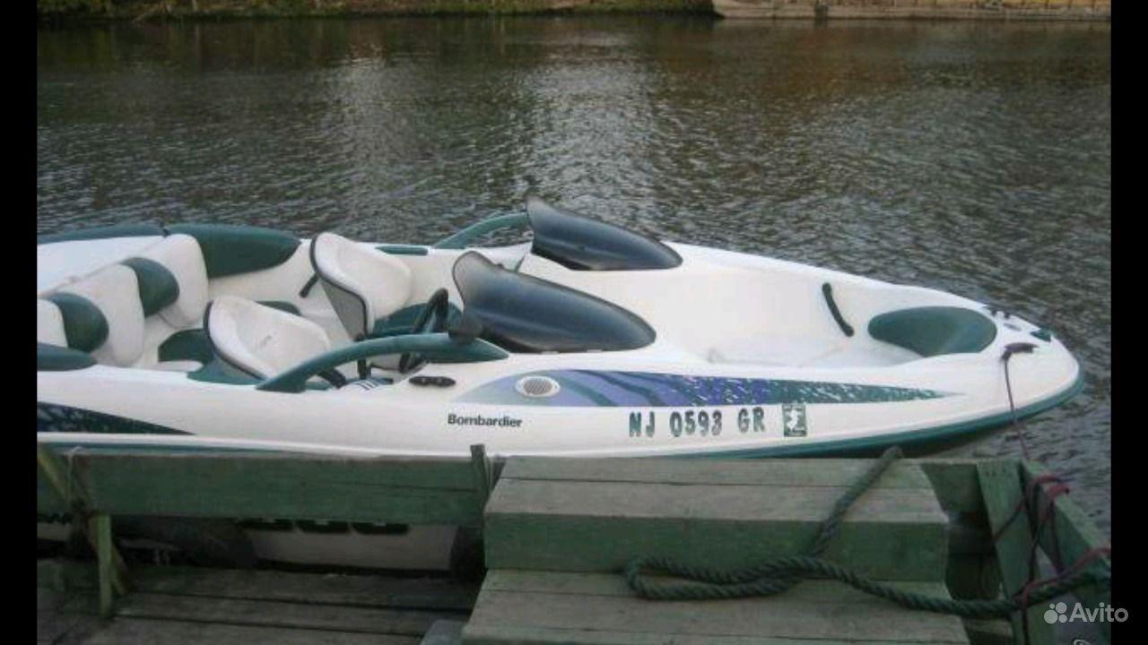 спортивные водометные лодки