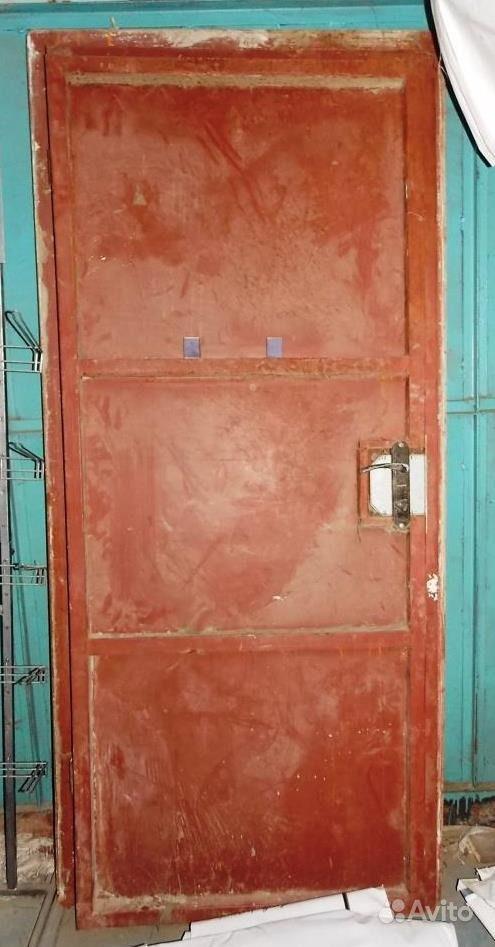 дверь металлическая у лифта недорого