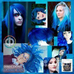 Краска для волос Directions.  Москва