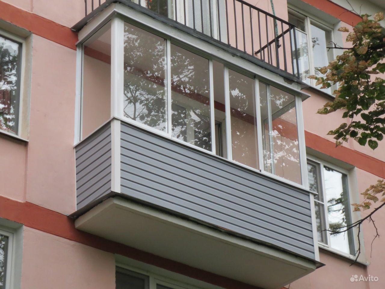 Рассчитать отделка и остекление балкона в москве.