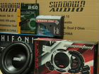 Sundown audio E10v2+ zrx1000.4+ cadence cs2.65k