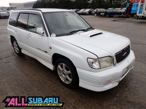 Subaru Forester SF5 STI2 AT в разбор