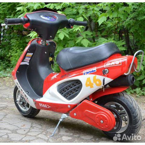 Детские мотоциклы на бензине с доставкой по России
