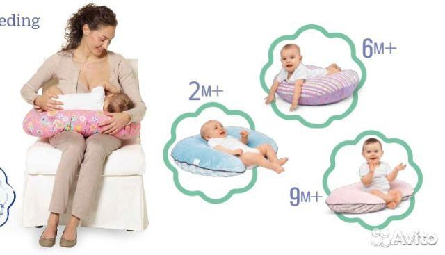 Как правильно кормить новорожденного на подушке для беременных 1026