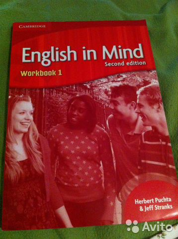 Гдз english in mind workbook 3 edition 7