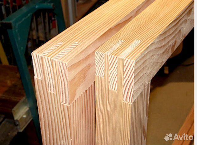 Как сделать деревянное окно