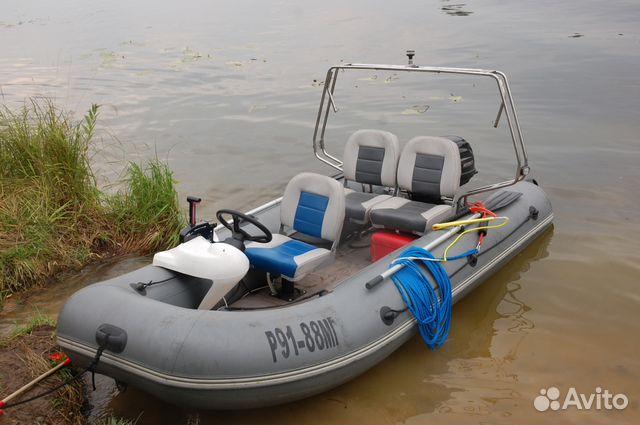 риб лодки б у на авито