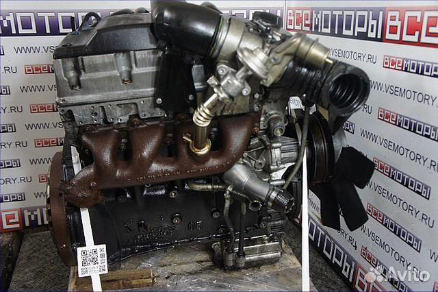 Двигатель мерседес ом 604