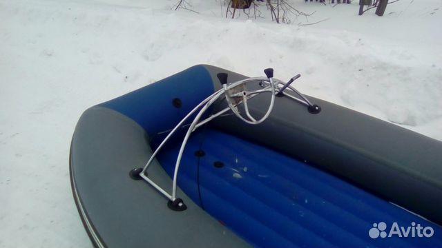 аэро установка на лодку