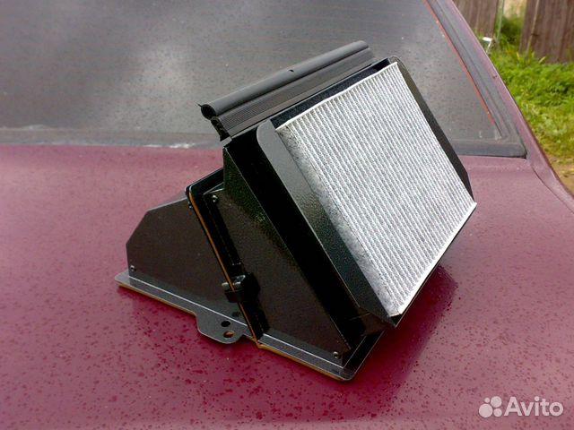 Воздушный фильтр ваз 2109 своими руками