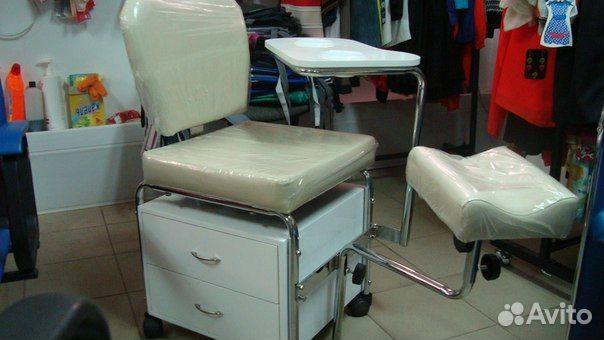 Фото кресла для маникюра