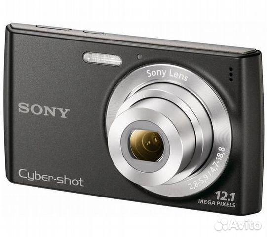 Фотоаппарат Sony DSC-W510 Black купить в Москве, выгодные цены, онлайн кредит - ФотоПлюс