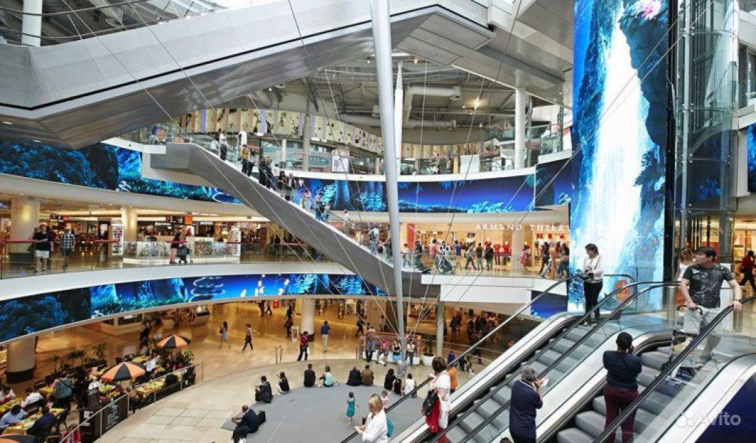 На avito началась масштабная распродажа торговых центров России