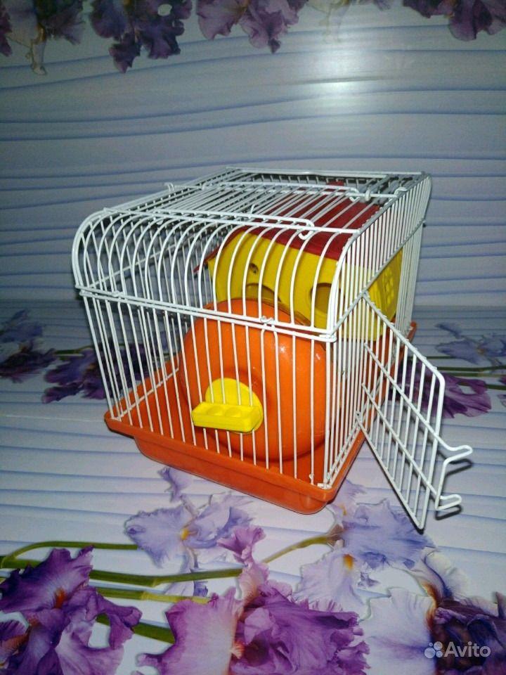 Клетка для хомяка в Канске - фотография № 3