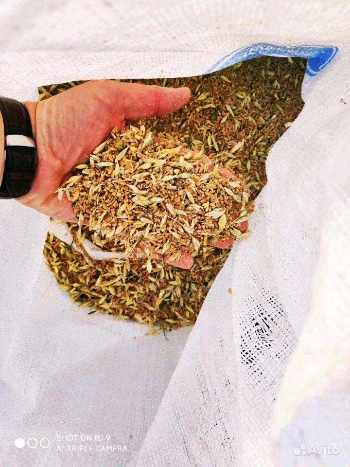Отходы Зерна с Мельницы
