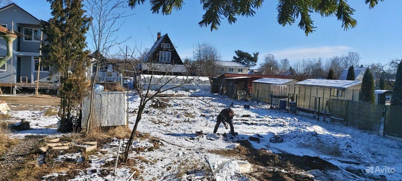"""Газоны """"под ключ"""". Вспашка огородов и участков купить на Вуёк.ру - фотография № 8"""