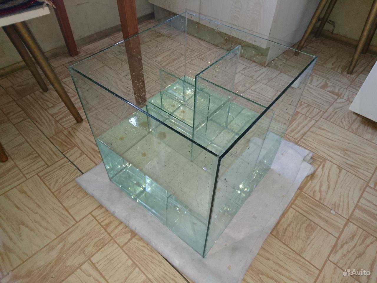 Продаю аквариум 37*37*40 см купить на Зозу.ру - фотография № 5