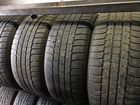 Шины бу 235/55R17 Michelin Pilot Alpin PA2