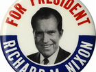 Значок Richard M. Nixon for President