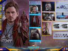 Hottoys Hot Toys Guards Galaxy Star Lord Deluxe