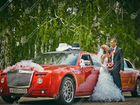 Свадебный автомобиль, лимузин, мерседес