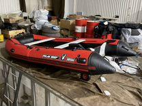 Лодка PolarBird 385M + Suzuki 9.9BS