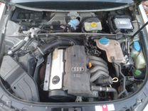 Двигатель ALZ 1.6 Audi A4 B6