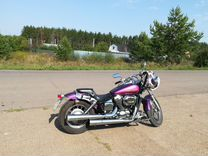 Honda Shadow Slasher 400