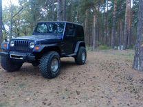 Jeep Wrangler, 1999 г., Тула