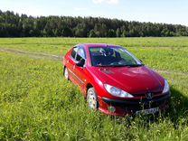 Peugeot 206, 2009 г., Екатеринбург