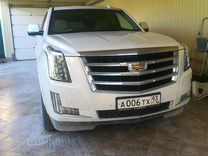 Cadillac Escalade, 2018 г., Краснодар