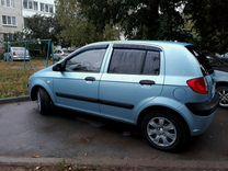 Hyundai Getz, 2008 г., Казань