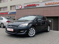 Opel Astra, 2015 г., Казань