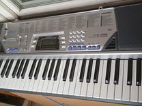 Синтизатор casio CTK 496
