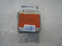 Блок управления AIR BAG Nissan tiida C11 latio