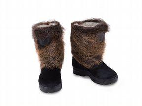 Супер модные и теплые унты Moregor