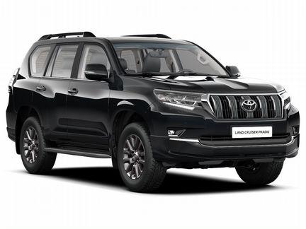 Toyota Land Cruiser Prado 2.8AT, 2018