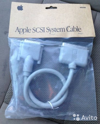 Apple scsi System cable