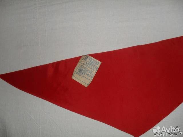 советский пионерский галстук купить термобелье, как правило