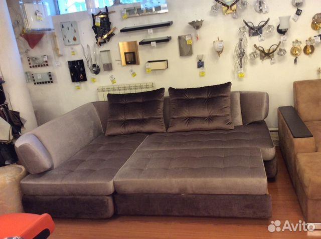 Угловой диван  эгло