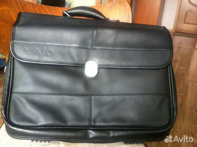 5002dc2c652e Портфель для ноутбука/Деловой портфель | Festima.Ru - Мониторинг ...
