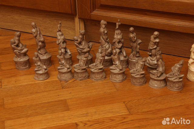 шахматы эротические купить