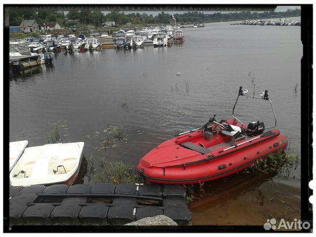 мотор для лодки 430