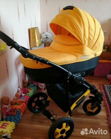 камарелла сильвия коляска фото