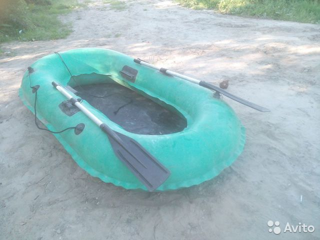 резиновые лодки в гае