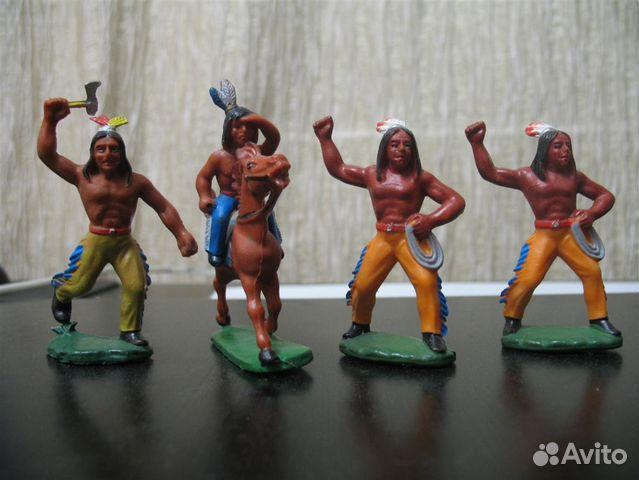 Игрушки фигурки коллекционные