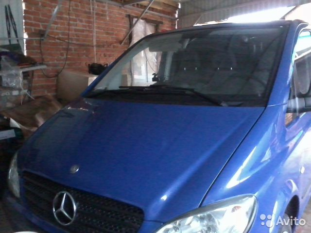 Mercedes-Benz Vito, 2009 89185668314 купить 4