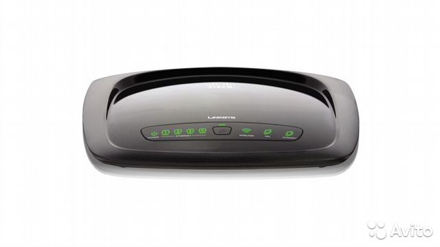 WAG120N Маршрутизатор Wireless-N Home adsl2+— фотография №1
